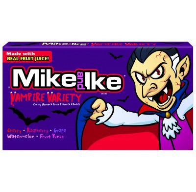 Mike & Ike Vampire Variety 5oz. Box