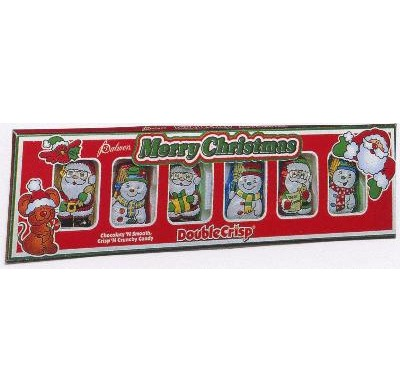 SANTA & FRIENDS-1.5oz. TRAY