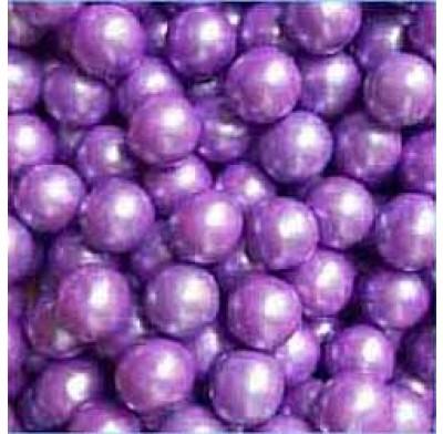 "Gumballs Pearl Purple 1/2"" 2lbs."