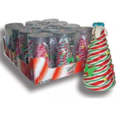 Peppermint Christmas Trees