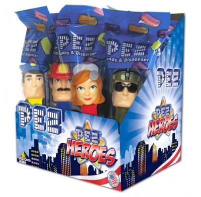 Pez Heros 12ct.