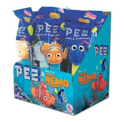 PEZ FINDING NEMO 12ct.