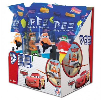 Pez World of Cars