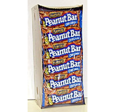 PLANTERS PEANUT BAR  24ct