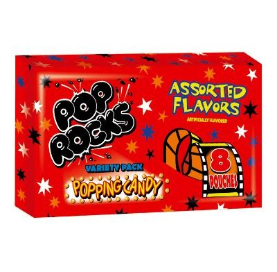 POP ROCKS .85oz. MOVIE THEATER BOX