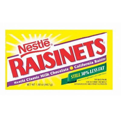 RAISINETS 36ct.