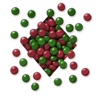 COLORWHEEL MILKIES RED & GREEN