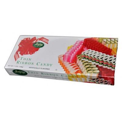 Sevigny's Ribbon Candy 7oz. Box - 24 Count