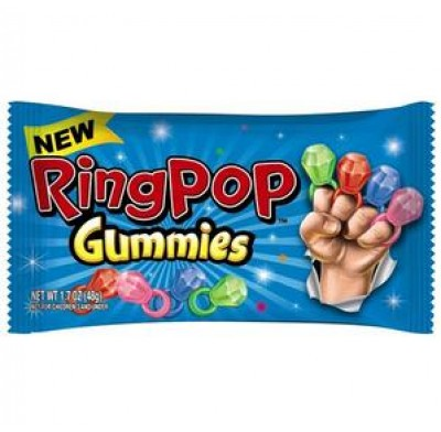 RING POP GUMMIES 16ct.
