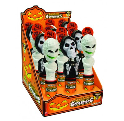 Halloween Screamers 12ct