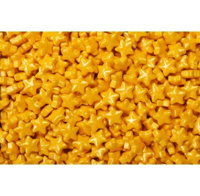 Stars Shimmer Gold