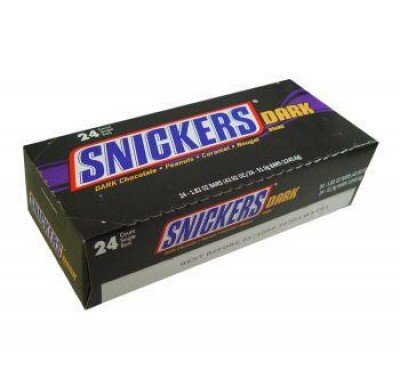 SNICKERS DARK