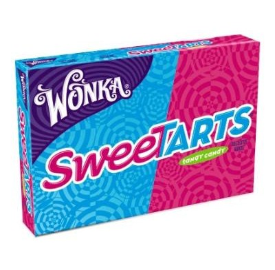 SWEETTARTS 5oz. MOVIE THEATER BOX
