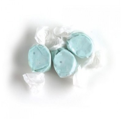 Salt Water Taffy Cotton Candy (Light Blue)