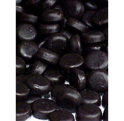 GIMBAL'S SOFT CHEWS BLACK LICORICE - 5lbs