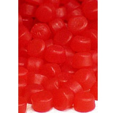 GIMBAL'S SOFT CHEWS CHERRY - 5lbs