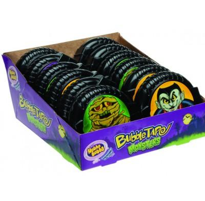 Halloween Tape Gum 12ct