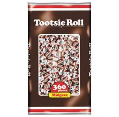 TOOTSIE ROLL TINY 360CT