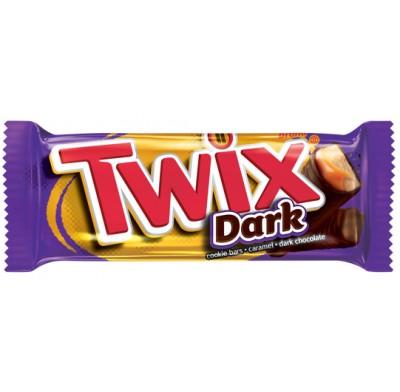Twix Dark Chocolate 36ct.