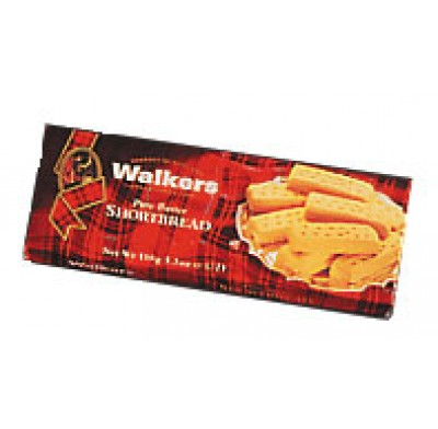 WALKERS SHORTBREAD FINGERS 5.3oz.