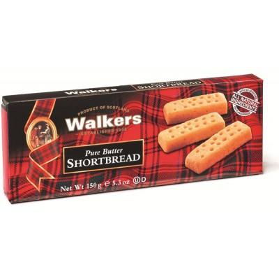 Walkers Shortbread Fingers 5.3oz.-4 Count