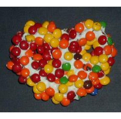 PRETZEL WHITE MINI M&M'S
