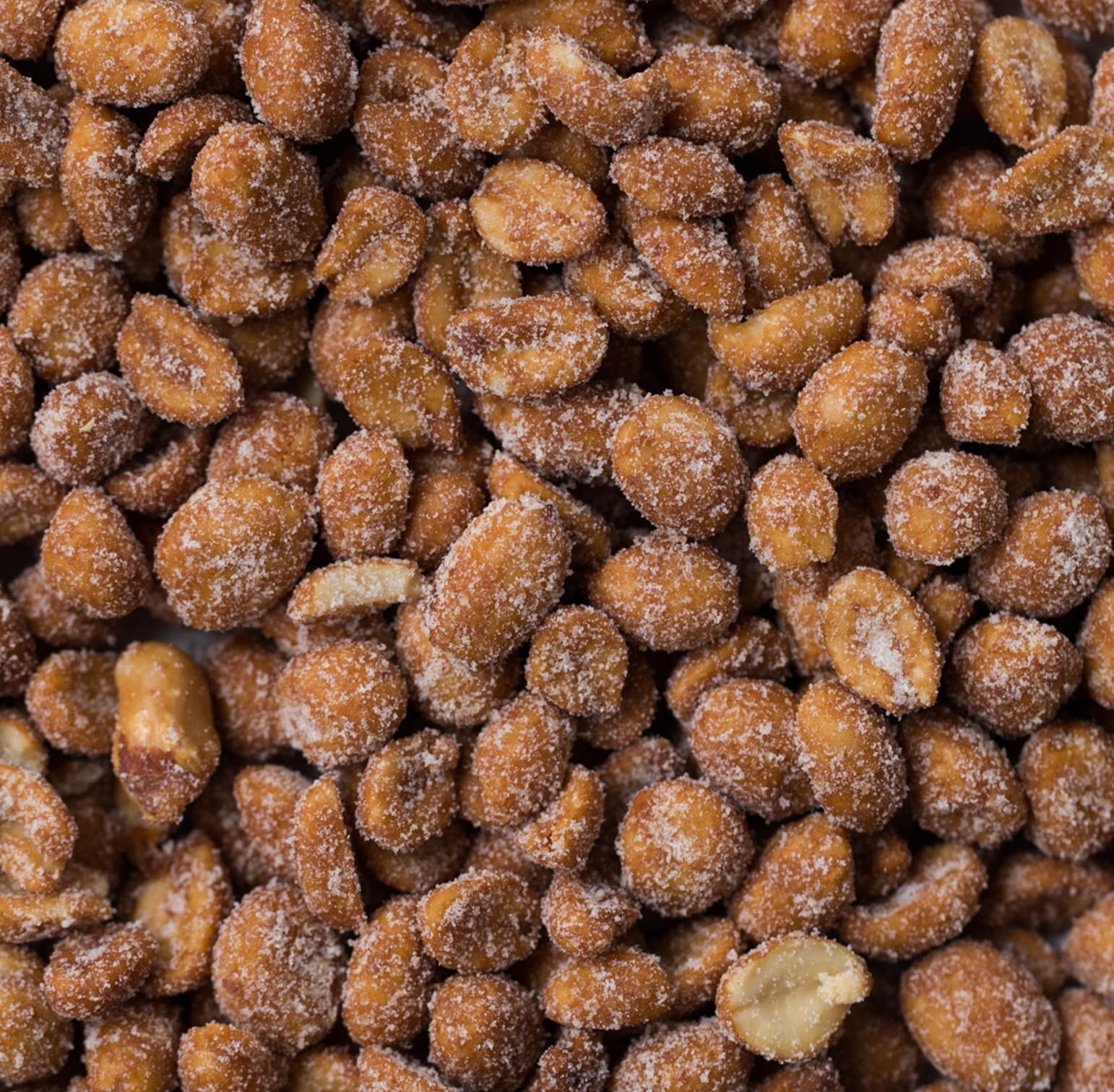 Honey Roasted Peanuts | Sweet City Candy