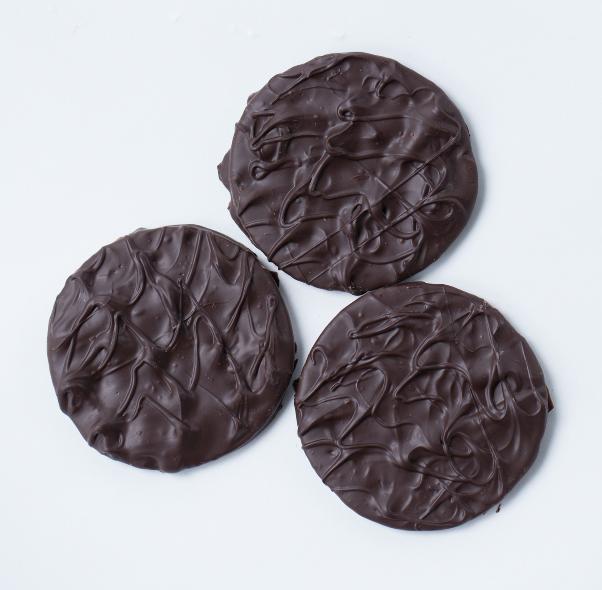 Peppermint Patties Jumbo Dark Chocolate Candy | Sweet City Candy