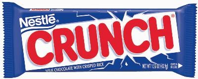 Nestle Crunch Bars   Sweet City Candy