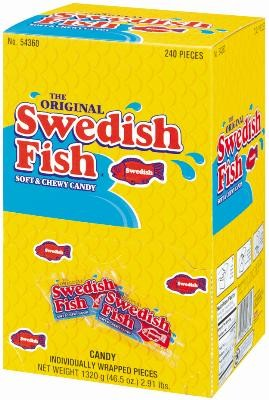 swedish fish red candy goody bag sweet city candy