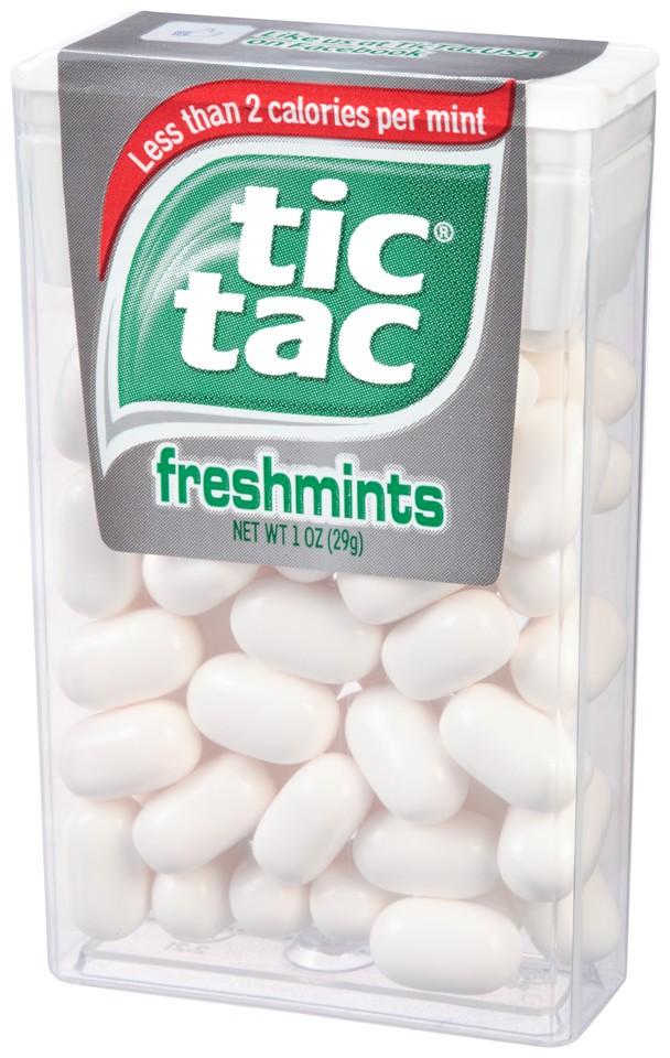 tic tac big box breath mints 1oz 12ct sweet city candy