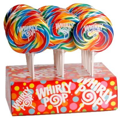how to make whirly pop lollipop