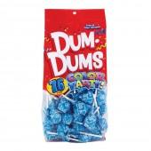 Dum Dums Ocean Blue - Cotton Candy Lollipops 75ct.
