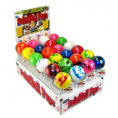 Paintball Pops Jawbreakers 24ct.