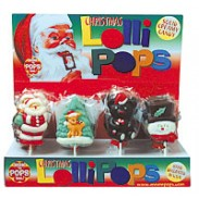 MOM N POPS CHRISTMAS  LOLLIPOPS