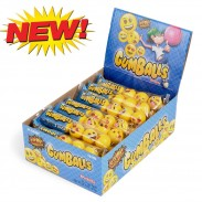 Emoji Gumballs 5pc. - 24ct.