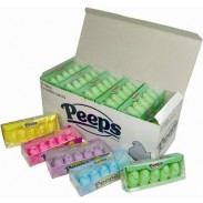 Marshmallow Peeps 5ct.