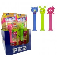 Pez Ugly Dolls 12ct.  Blister Card Display