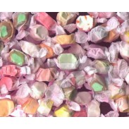 SALT WATER TAFFY<BR>ASSORTED FLAVORS