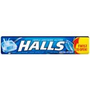 Halls Cough Drops Menthol