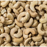 Cashews Raw 1 lb. bag