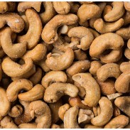 Cashews Roasted Salted 1 lb. Bag