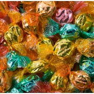 GO LIGHTLY SUGARFREE TROPICAL FRUIT WRAPPED HARD CANDY - 5lbs