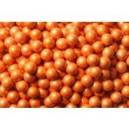 Sixlets Shimmer Orange