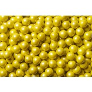 Sixlets Shimmer Yellow