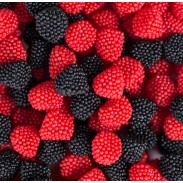 Red & Black Raspberries