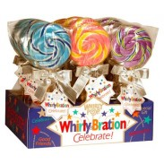 WHIRLYBRATIONFUN LOLLIPOPS1.75oz. 18ct.