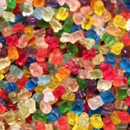 GUMMY BEARS (CUBS) TINY