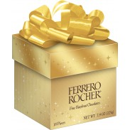 Ferrero Rocher 18pc. - 7.9oz. Cube - 3 Count