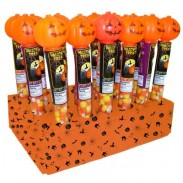 HALLOWEEN TUBEFILLED WITHCANDY CORN